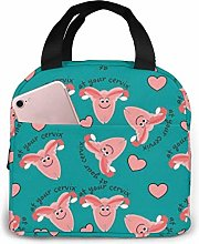 Lsjuee Obstetrical Nurse Cervix Portable Insulated