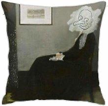 Lsjuee ZHUHOO Whistler'S Mother - Mr. Bean