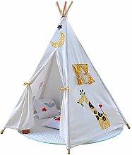 LSJZF Indoor Indian Playhous, Kids Teepee Tent