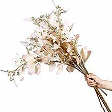 LSNLNN Artificial Flower,Fake Flower Eucalyptus