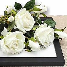 LSNLNN Artificial Flowers,Rose Flower Home