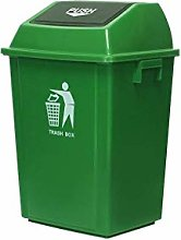 LSNLNN Garbage Can,Trash Cans,Dustbins 60 Liters