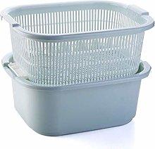 LSNLNN Household Plastic Dish Drainer Kitchen Sink