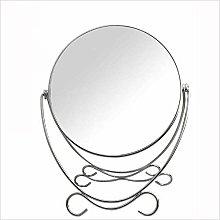 LSNLNN Mirrors,Desk Mirror Folding European Style