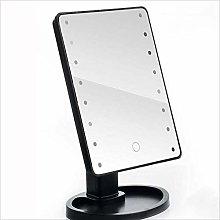 LSNLNN Mirrors,High Definition Led Mirror, Desk
