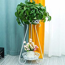 LSNLNN Plant Stands,Home Flower Stand Metal 2