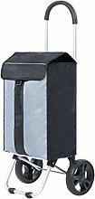 LSNLNN Trolleys,Foldable Shopping Trolley Bag on