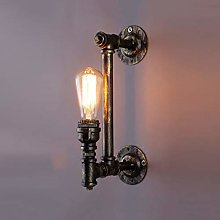 LSNLNN Wall Lamps,Retro Nostalgic Wall Lamp Aisle