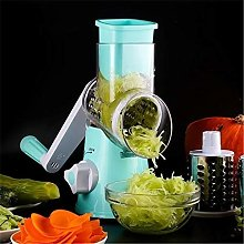 LSSAC Manual Rotary Cheese Grater-3 Detachable