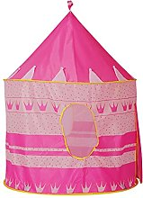 LSSJJ Childrens Teepee Play Tent with Floor Mat,