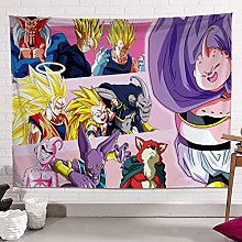 LSSWY Tapestries,Art Anime Series Dragon Ball