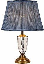 LTAYZ Table Lamp European Modern Minimalist K9