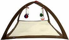 LTLHXM Mat Bed Hammock Tent with Hanging Mouse