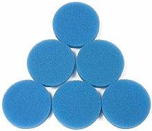 LTWHOME Blue Coarse Foam Media Filter Pads