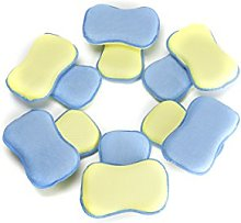 LTWHOME Dual Sided Microfiber 2 in 1 Washing Up