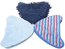 LTWHOME Replacement Blue Stripe Pads Coral Pads