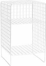 LUAN Bookcase Book Shelf Nordic Simple Floor Rack