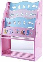 LUAN Bookcase Children's Bookshelf Simple Home