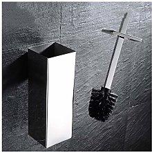 LUAN Toilet brush Square Stainless Steel Toilet