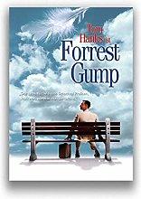 lubenwei Classic Movie Forrest Gump Comics Room