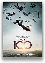 lubenwei The 100 Season TV Series Show Movie Art
