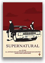 lubenwei TV Play Series Supernatural Nordic Art