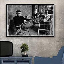 lubenwei USA Movie Actor Star James Dean Picture