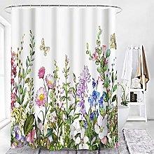 Lucasng beach Shower Curtain Waterproof Bathroom