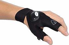 LucaSng ® Waterproof LED Flashlight Torch Glove