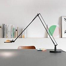 Luceplan Berenice table lamp 15cm black and yellow