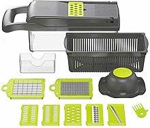LUCHAO Vegetable and fruit slicer grater shredder