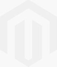 LUCIA Toughened Mirrored Bedside Table with 3 Drawers