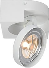 Lucide Ceiling Spotlight, Aluminum 10 W, White