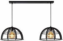 Lucide DIKRA - Pendant Light - E27 - Black