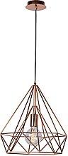 Lucide RICKY - Pendant Light - Copper