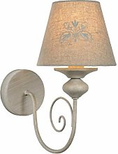 Lucide Robin - Wall Light - E14 - Taupe