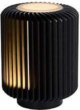 Lucide Table lamp, Aluminum 5 W, Black
