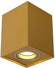 Lucide Tube - Ceiling Spotlight - 1xGU10 - Matt