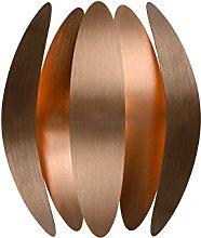 Lucide VIVANA - Wall Light - G9 - Copper