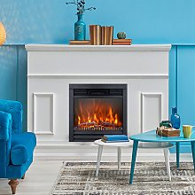 Lucius Built In Electric Fireplace