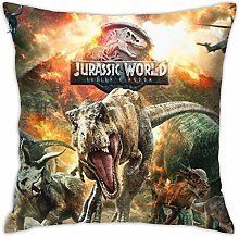 Lucky girlfriend Jurassic-World-Fallen Square