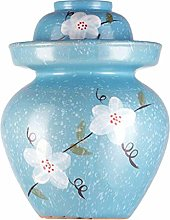 Lucky star Blue Traditional Fermentation Pottery