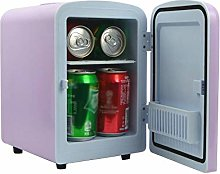 Luckyx 4L Mini Fridge Cooler And Warmer, Portable