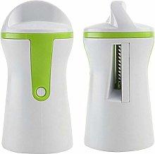 Luckyx Hand Held Vegetable Spiralizer Vegetable