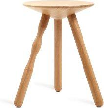 Luco 75cm Bar Stool Mobles 114 Colour: Oak