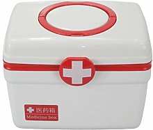 LUDA Family Medicine Kits Bin Medical First Aid