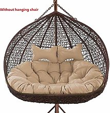 Luermeuk Egg Nest Chair Pad, 2 Persons Seater