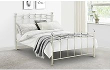 Luka Single (3') Bed Frame with Mattress Lily