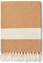 Luks Linen - Damla Blanket Organic Cotton - Putty