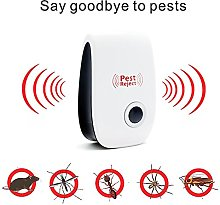 lulalula Ultrasonic Pest Repeller New Electronic